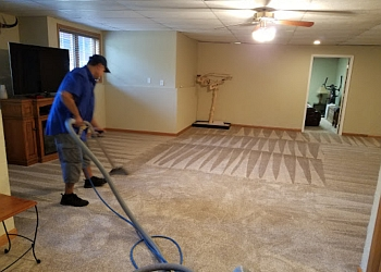 Milwaukee carpet cleaner Deep Clean City
