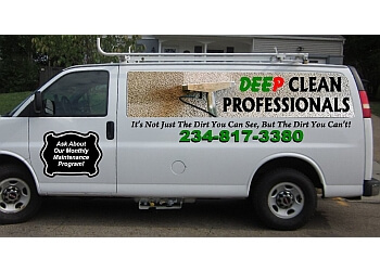 Akron carpet cleaner Deep Clean Professionals, LLC