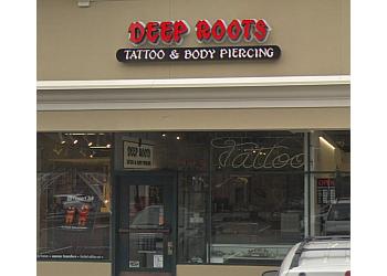 Bellevue tattoo shop Deep Roots Tattoo