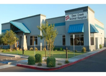 Phoenix veterinary clinic Deer Creek Animal Hospital