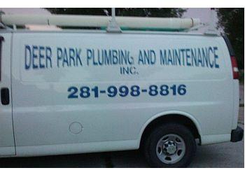 Pasadena plumber Deer Park Plumbing & Maintenance, Inc.