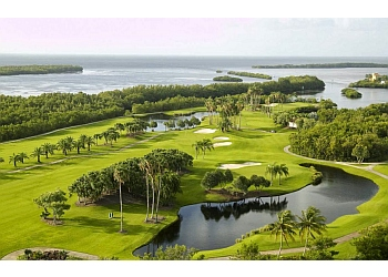 Miami golf course Deering Bay Yacht & Country Club