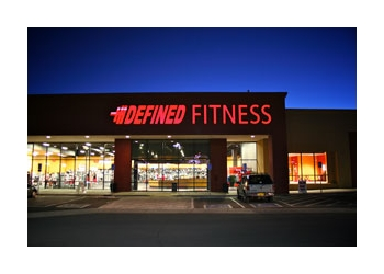 Albuquerque gym Defined Fitness