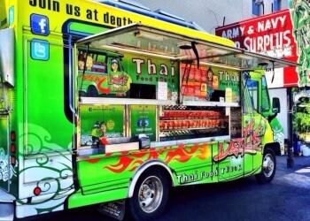 Nashville food truck DegThai