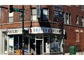 Chicago pharmacy Deitch Pharmacy