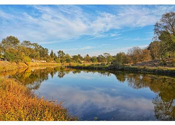 Elk Grove hiking trail Del Meyer Park