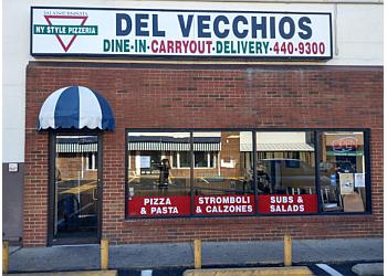 Norfolk pizza place Del Vecchios