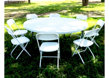 Gilbert event rental company Delanie's Table and Chair Rentals