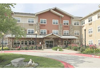 Kansas City assisted living facility Delaware Highlands Asst Living
