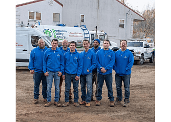 Philadelphia septic tank service Delaware Valley Septics LLC