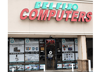 Houston computer repair Delfix Technologies