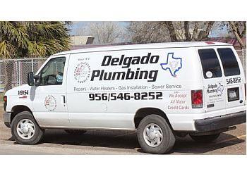 Brownsville plumber Delgado Plumbing