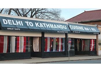 Springfield indian restaurant Delhi to Kathmandu Cuisine