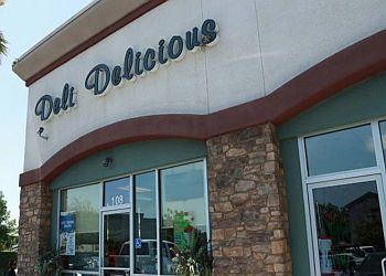 Fresno sandwich shop Deli Delicious