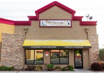 Boise City sandwich shop Deli George