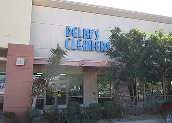Peoria dry cleaner Delia's Cleaners