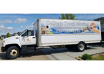 Boise City moving company Delicate Touch Moving