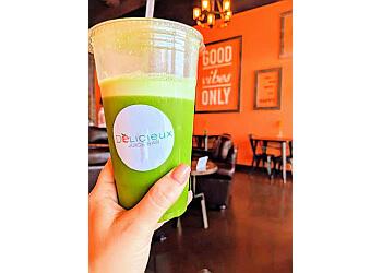 Gilbert juice bar Delicieux Juice Bar