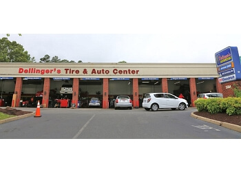 Chesapeake car repair shop Dellinger's TIRE & AUTO
