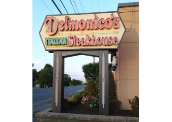 Syracuse steak house Delmonico's Italian Steakhouse
