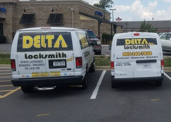Knoxville locksmith Delta Locksmith