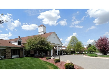 Lansing assisted living facility Delta Retirement Center