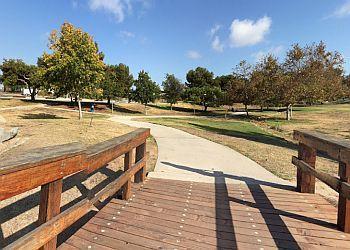 Torrance public park Delthorne Park