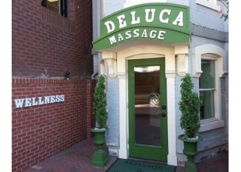 Washington massage therapy Deluca Massage & Bodywork