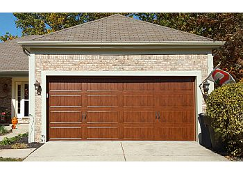 Columbus garage door repair Deluxe Door Systems