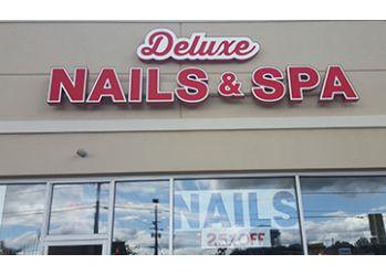 Buffalo nail salon Deluxe Nails & Spa