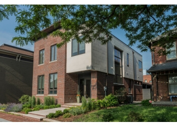 Indianapolis residential architect Demerly Architects