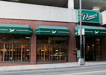 Nashville italian restaurant Demos' Restaurant