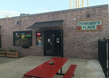 McKinney sports bar Dempsey's Place