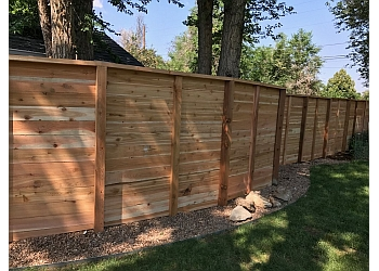 Denver fencing contractor Denco Fence Company