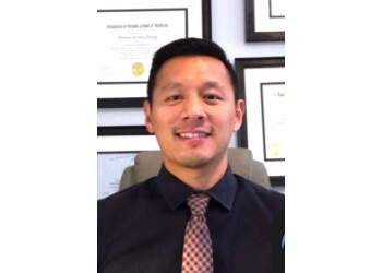 North Las Vegas psychiatrist Dennis T. Chang, MD