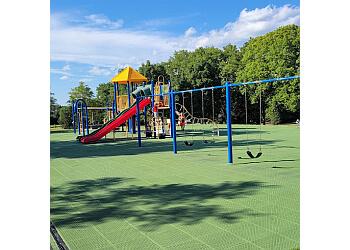 Lincoln public park Densmore Park