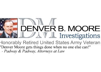 San Francisco private investigators  Denver B. Moore Investigations