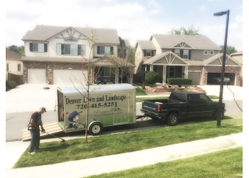 Denver lawn care service Denver Lawn and Landscape, LLC