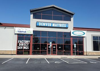 Charlotte mattress store Denver Mattress Company