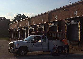 Winston Salem garage door repair Dependable Dock and Door