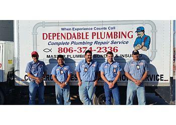 Amarillo plumber Dependable Plumbing