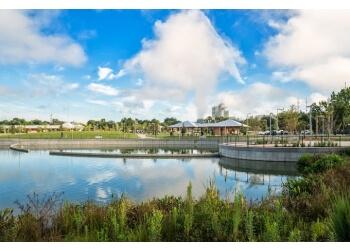 Gainesville public park Depot Park