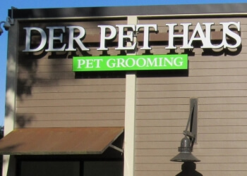 Bellevue pet grooming Der Pet Haus