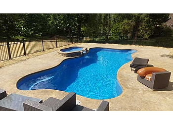 Louisville pool service Derby City Pools