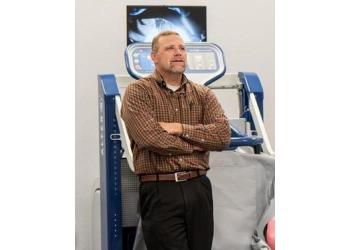 Amarillo physical therapist Derek Neill, PT