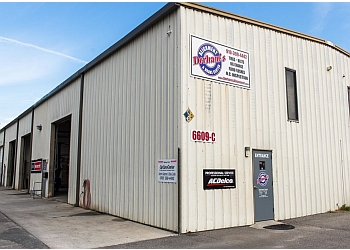 Wilmington car repair shop Derham's Alignment & Brake Center