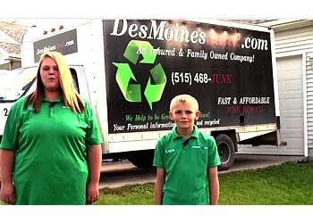 Des Moines junk removal Des Moines Junk