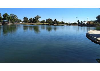 Chandler public park Desert Breeze Park