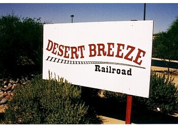 Desert Breeze Railroad