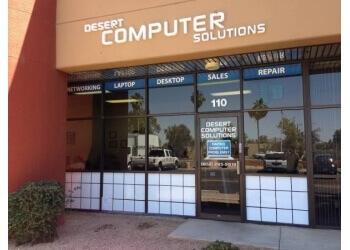 Tempe computer repair Desert Computer Solutions